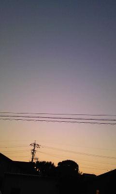 080909の空